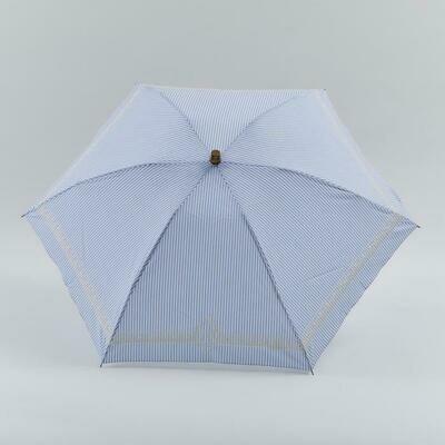 manipuri 晴雨兼用折り畳み傘 relief ライトブルー