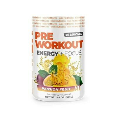 Pre Workout Energy + Focus