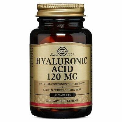 Hyaluronic Acid 120mg