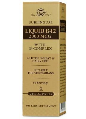 Liquid B-12