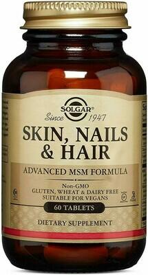 Skin, Nails & Hair