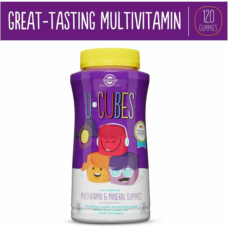 U-Cubes Multi w/minerals