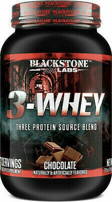 3-Whey Protein 5lb