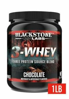 3-Whey Protein 1lb