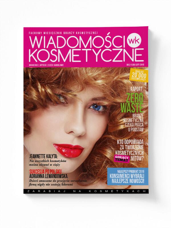 Wiadomości Kosmetyczne Luty 2019