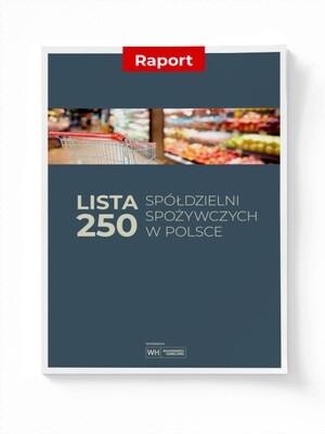 Lista 250 spółdzielni spożywczych w Polsce