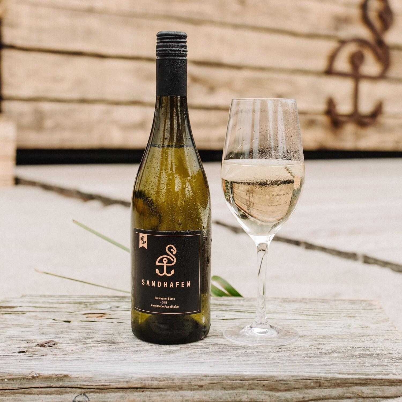 Virtueller SANDHAFEN Sauvignon Blanc