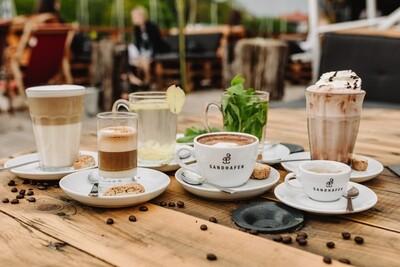 Großer Kaffeeklatsch