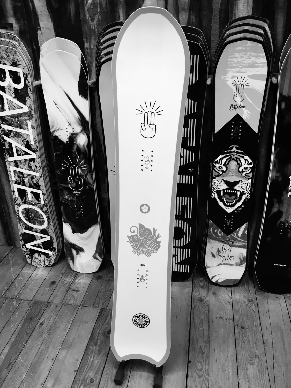 THE LOVE POWDER - BATALEON Snowboard