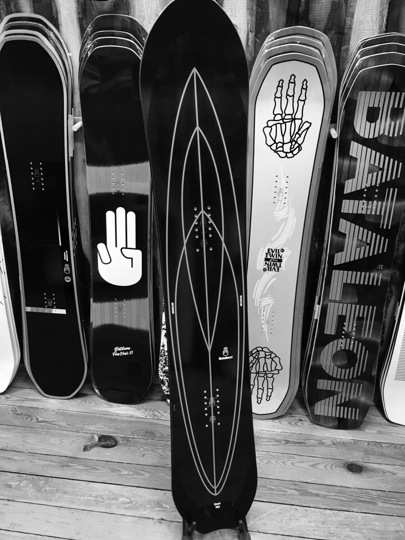 THE OMNI - BATALEON Snowboard