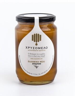 Θυμαρίσιο Μέλι από Μεσσηνία