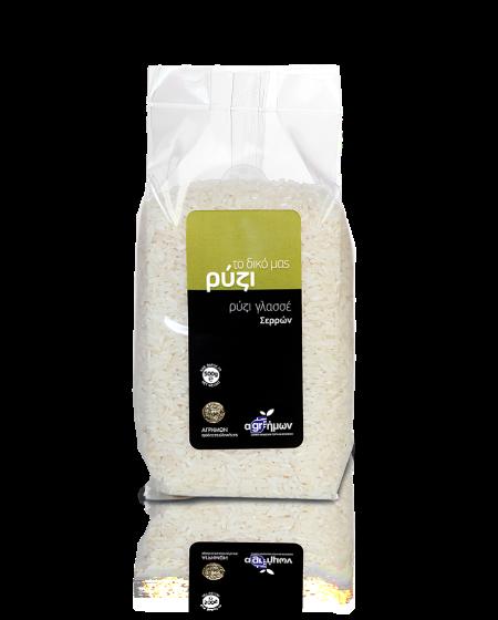 Ρύζι Γλασσέ Σερρών