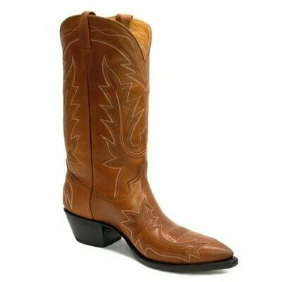 Prairie Rose Cowboy Boots