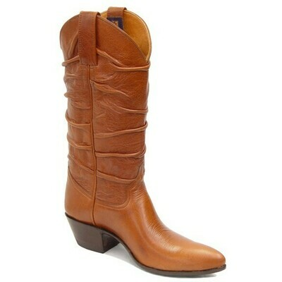 Wrinkle Cowboy Boots