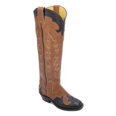 Espresso Cowboy Boots