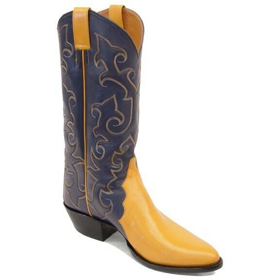 Gallegos Triad Cowboy Boots