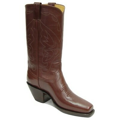 Britney Stitch Cowboy Boots
