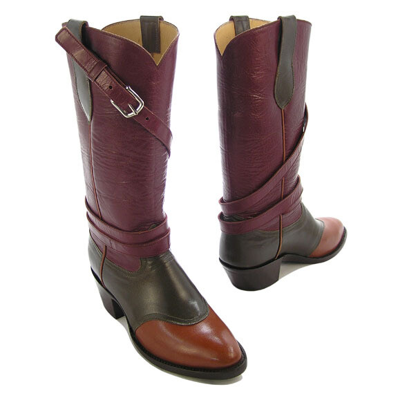 Hennessey Cowboy Boots
