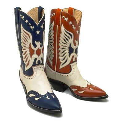 Tribute Cowboy Boots