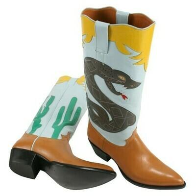 Rattler Cowboy Boots