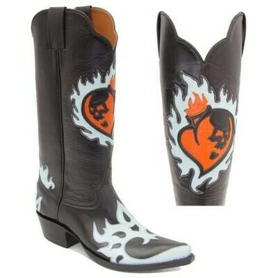 Tattoo Cowboy Boots
