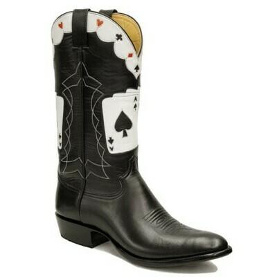 Gambler Cowboy Boots
