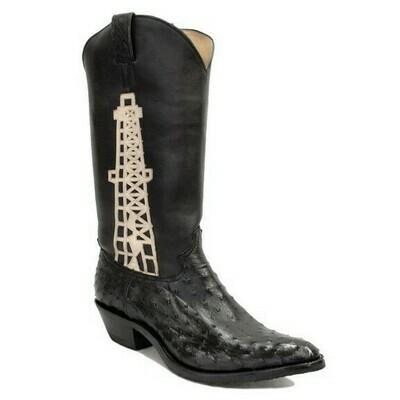 Texas Gold Cowboy Boots