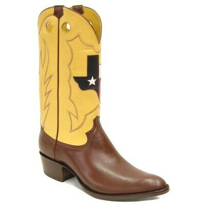 Texas State Cowboy Boots