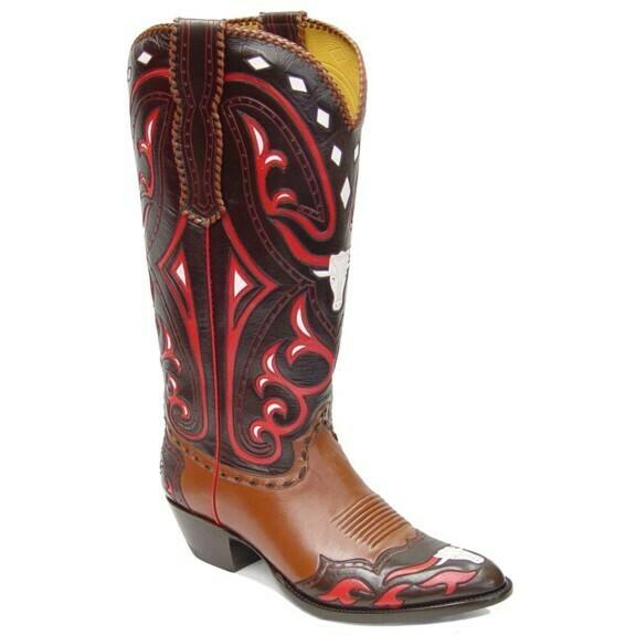El Cuatro Cowboy Boots