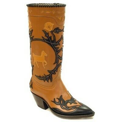 Filigree Cowboy Boots