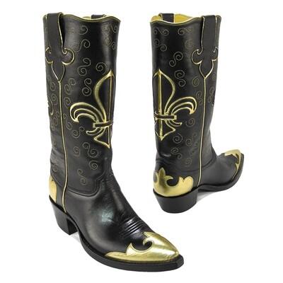 Fleur de Chiodo Cowboy Boots