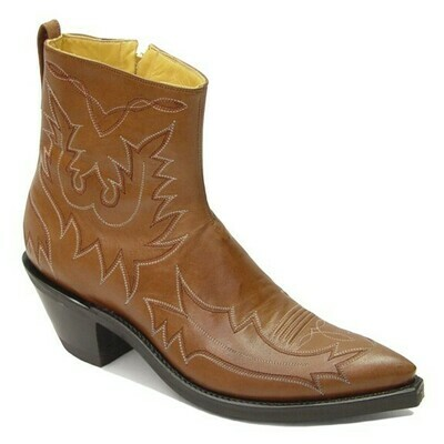 Prairie Rose Ankle Boots