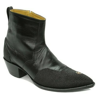 Stingray Wing Tip Ankle (14 Colors) Boots