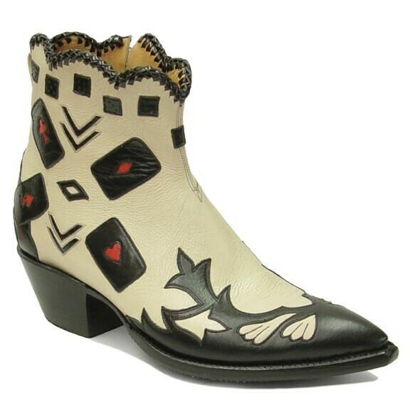 Las Vegas Ankle Boots