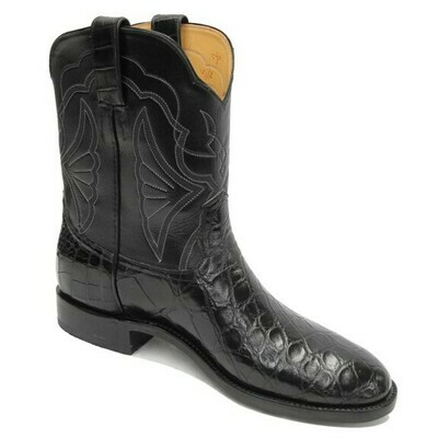 Smooth Nile Crocodile (15 Colors) Roper Boots