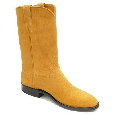 Suede Roper Boots