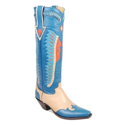 Big Chief II Tall Cowboy Boots