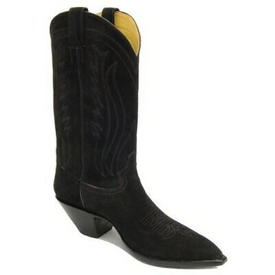 Encantado Suede Cowboy Boots