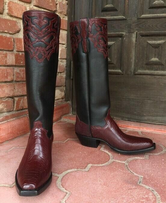 Salbanca Cowboy Boots