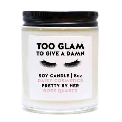 Too Glam Candle