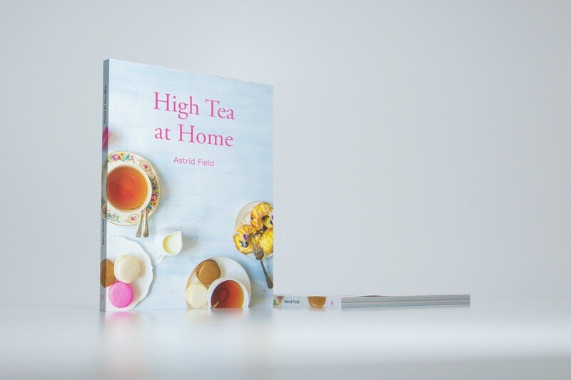 High Tea at Home -  2 copies