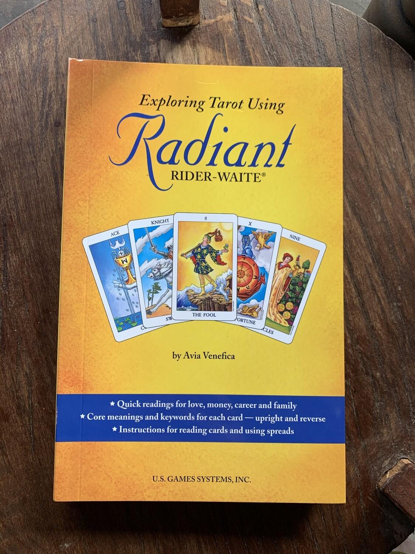 Exploring Tarot Using Radiant Rider Waite