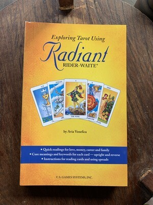 Exploring Tarot Using Radiant Rider Waite