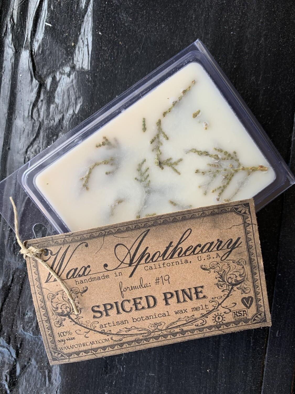 Spiced Pine Wax Melt