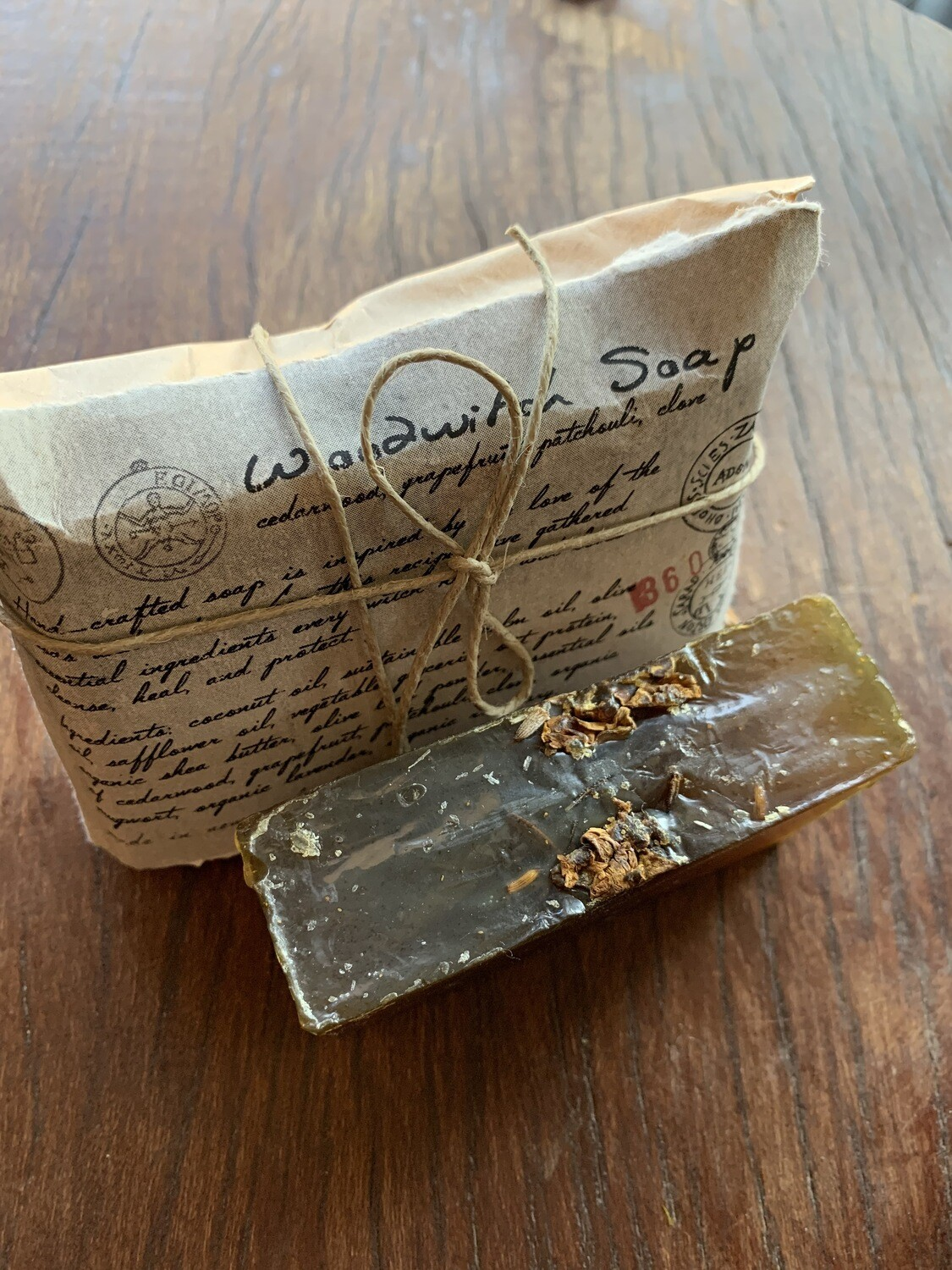 Woodwitch Handcrafted Soap