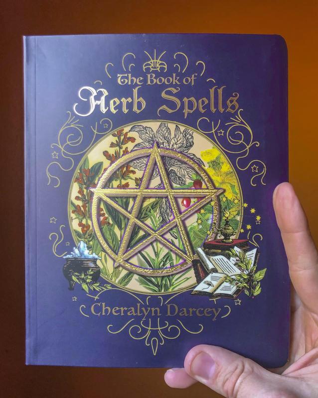 Book Of Herb Spells