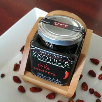 Exotic's Chile Cobanero HOT
