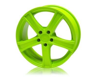 FOLIATEC Sprüh Folie neon grün + Grundierung