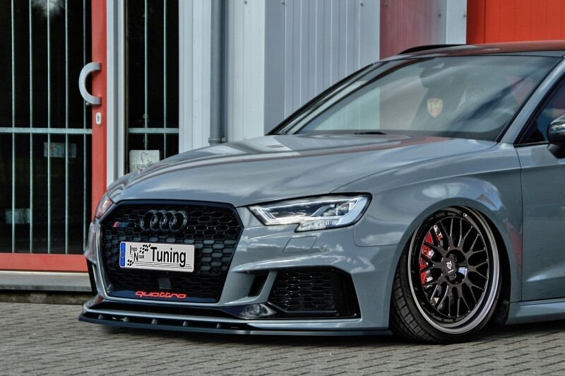 Cup Frontspoilerlippe Audi RS3 8V Facelift