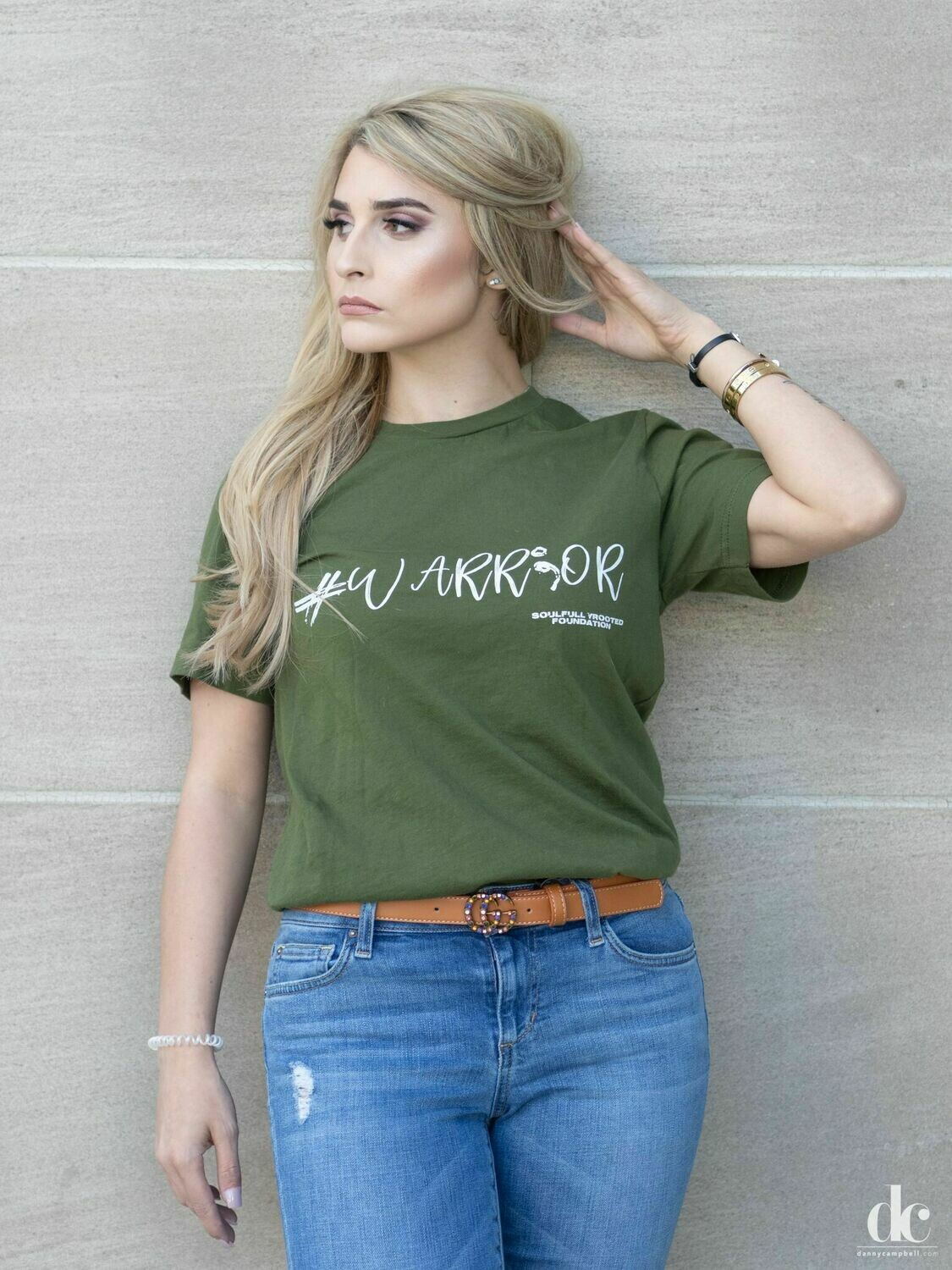 Grace Warr;or Movement Tee